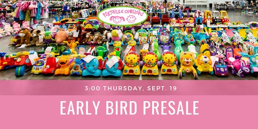 Early Bird Presale