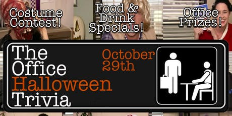 The Office Halloween Trivia Event! tickets
