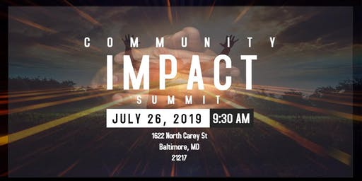 Baltimore Community Impact Summit