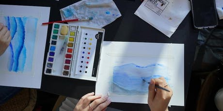 Water Colour Basics - Painting a Jamaican Landscape tickets