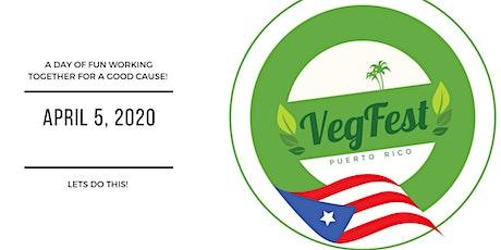 Vegfest Puerto Rico 2020 tickets