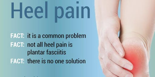 Podiatry talk about Heel Pain