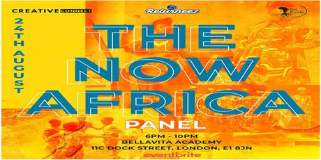 The Now Africa tickets