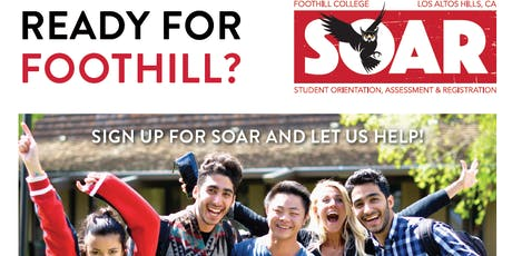 Foothill College: Summer SOAR tickets