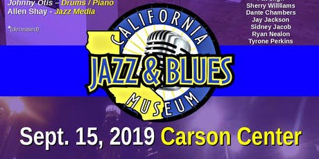 The California Jazz and Blues Museum Hall Of Fame tickets