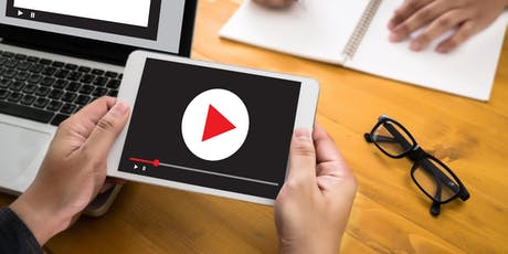 QLD - Channelling Spielberg on a budget: Creating video for social media (Springfield) tickets