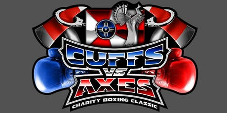 Wichita Cuffs vs. Axes Charity Boxing Classic tickets
