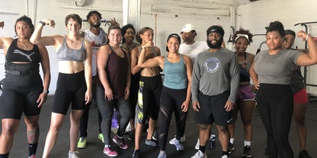 Group Fitness with Amani! tickets