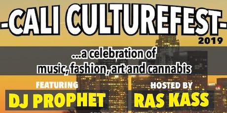 Cali Culturefest 2019 tickets