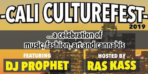Cali Culturefest 2019