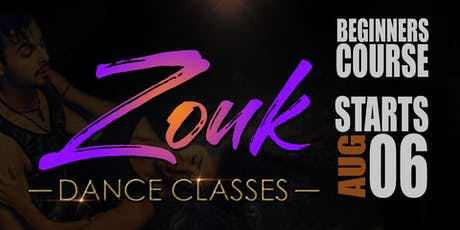 Zouk Beginners Course (Wk 2) tickets