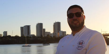 ITALIAN STARS & STRIPES - Hands-on cooking class with Carlo Starapoli tickets