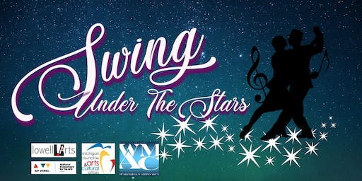 Swing Dance Under the Stars