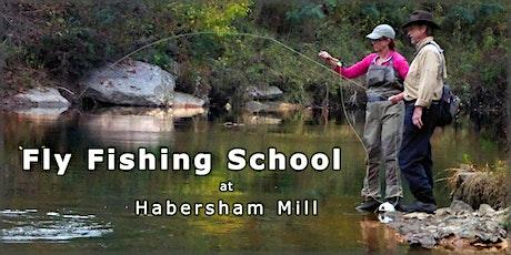 Fly Fishing School at Habersham Mill - 2019/2020 tickets