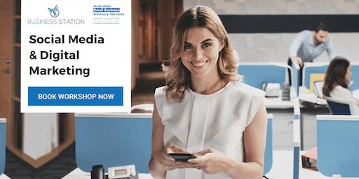 Social Media 101 (JOONDALUP) presented by Sandra Tricoli
