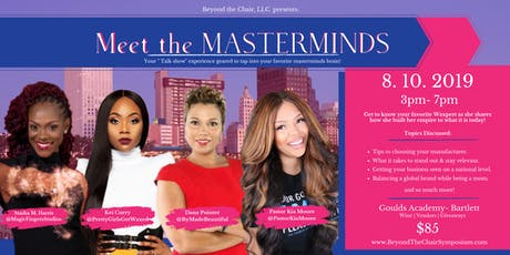 Meet The Masterminds tickets