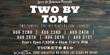 Two by Tom tickets