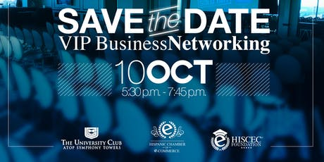 VIP Business Networking at the University Club tickets