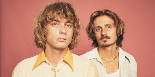 Lime Cordiale (U18 Only) - Robbery Tour