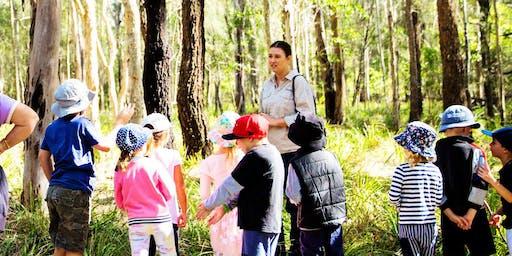 NaturallyGC Walk on the Wildside (kids)