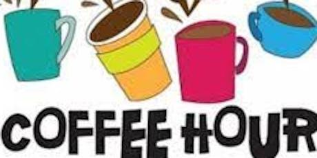 Senior Coffee Hour tickets