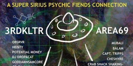 A Super Sirius Psychic Fiends Connection tickets