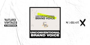 MARKETERs Unconventional Brand Voice - Domenica 15...