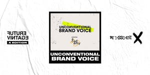 MARKETERs Unconventional Brand Voice - Sabato 14...