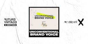 MARKETERs Unconventional Brand Voice - Sabato 14...