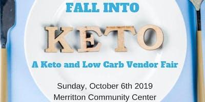 Fall Into Keto - a Keto and Low Carb Vendor Fair
