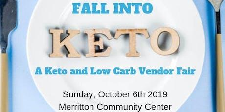 Fall Into Keto - a Keto and Low Carb Vendor Fair tickets