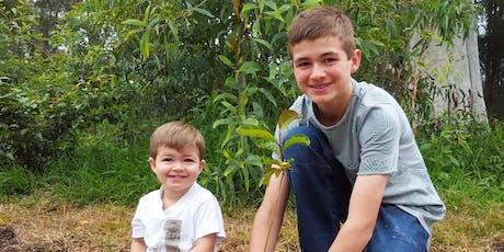 NaturallyGC Junior Landcare (Hope Island) tickets