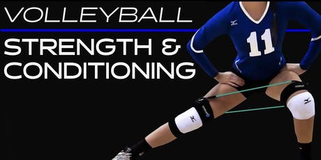 Volleyball Strength & Conditioning  tickets