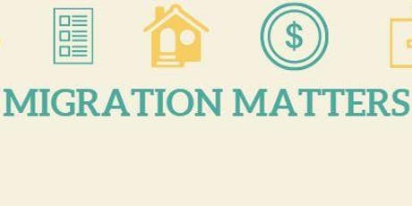 Migration Matters  tickets