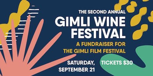 Gimli Wine Festival 2019
