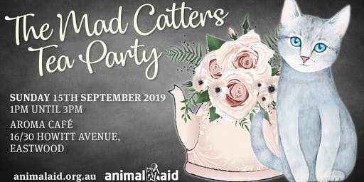 The Mad Catter's Tea Party