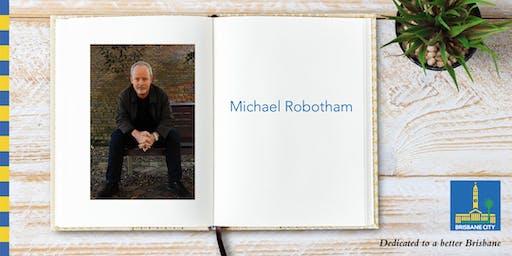 Meet Michael Robotham - Brisbane Square Library