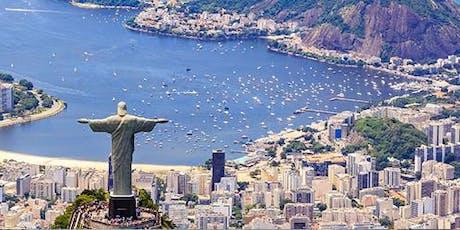 Brazilian Portuguese 1A Beginner. Part-time Evening Course - Term 4 tickets