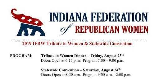 IFRW Tribute to Women Dinner & Statewide Convention