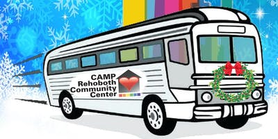 CAMP Rehoboth Bus Trip - Holidays in NYC!