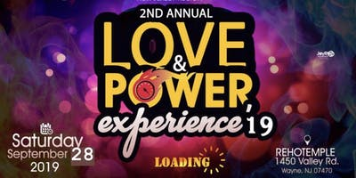 2nd Annual Love & Power Experience