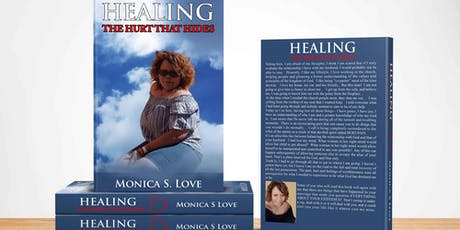 Healing The Hurt That Hides - Book Launch & Signing tickets