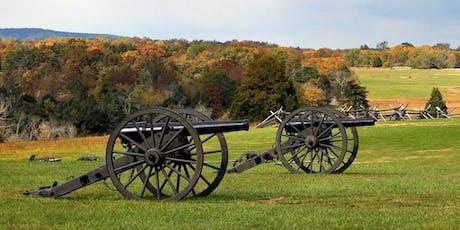 A Peaceful Battlefield Walk at Manassas (Bull Run) tickets