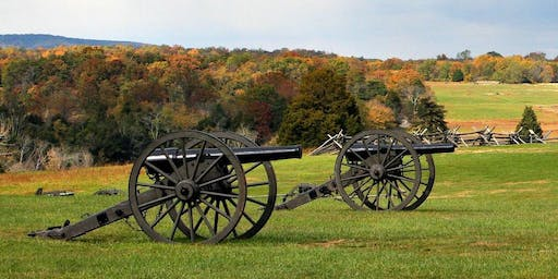 A Peaceful Battlefield Walk at Manassas (Bull Run)
