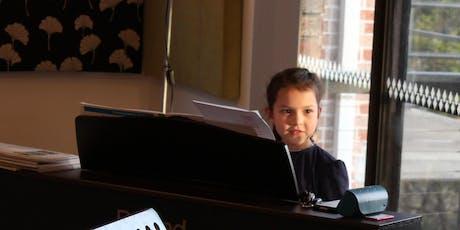 Invitation for Pianists: The Fleurys Milestone Achievement Awards 2019  tickets