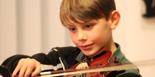 Invitation for Strings: The Fleurys Milestone Achievement Awards 2019