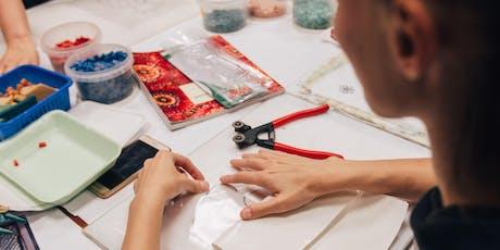 Make it! Mosaic Glass Art tickets