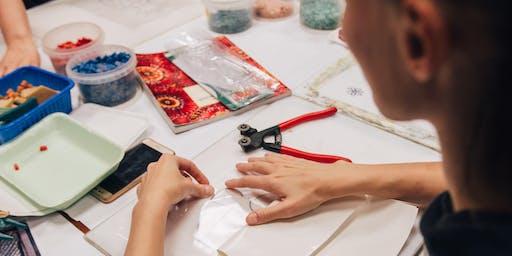 Make it! Mosaic Glass Art