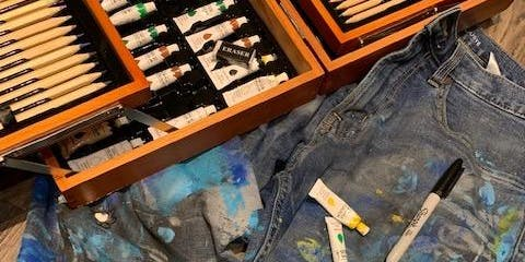 Bring Your Denim Painting Party