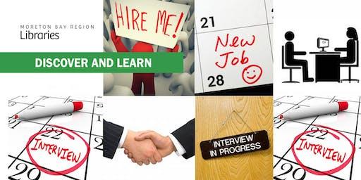 Get That Job! : Job Seeking Skills - Woodford Library
